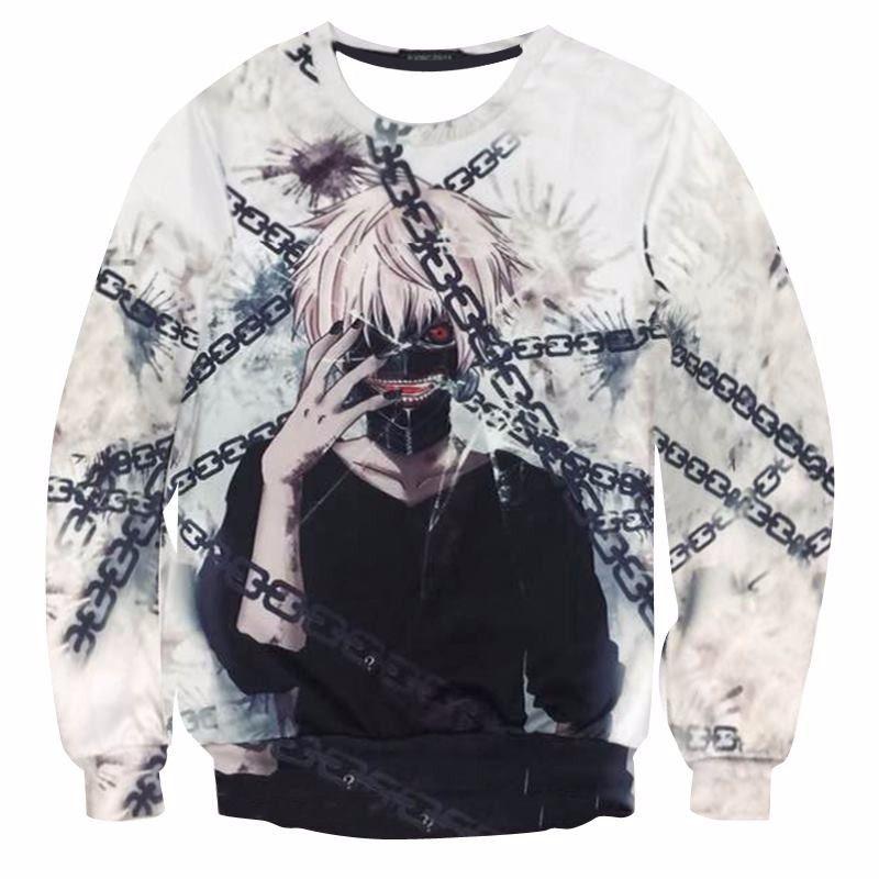 Tokyo Ghoul Blood Splatter Women/'s T-Shirt