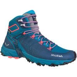 Photo of Salewa Alpenrose Ultra Mid Gtx shoes women blue 38.0 Salewa