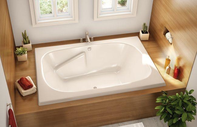 aker acop 4872 drop in bath tub want it pinterest bath tubs rh pinterest com
