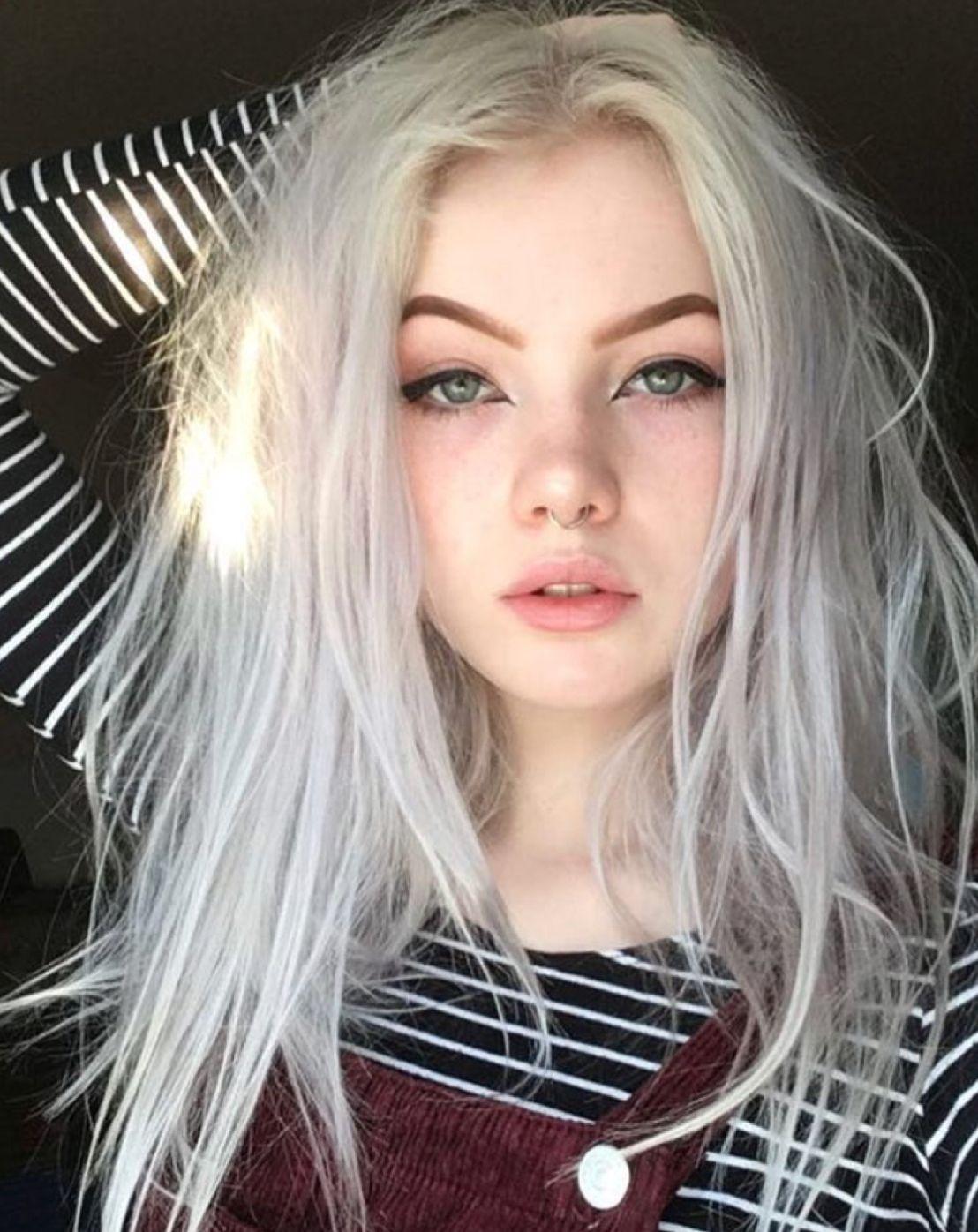 pin by uwusky. 🥰 on goalѕ in 2019 | messy hair look, hair