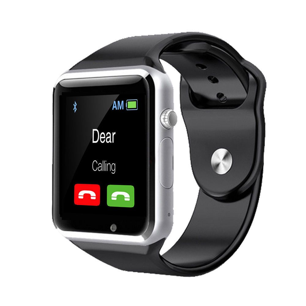 A1 Smart Android Bluetooth Sports Watch Phone for Samsung iPhone GSM SIM US 2017