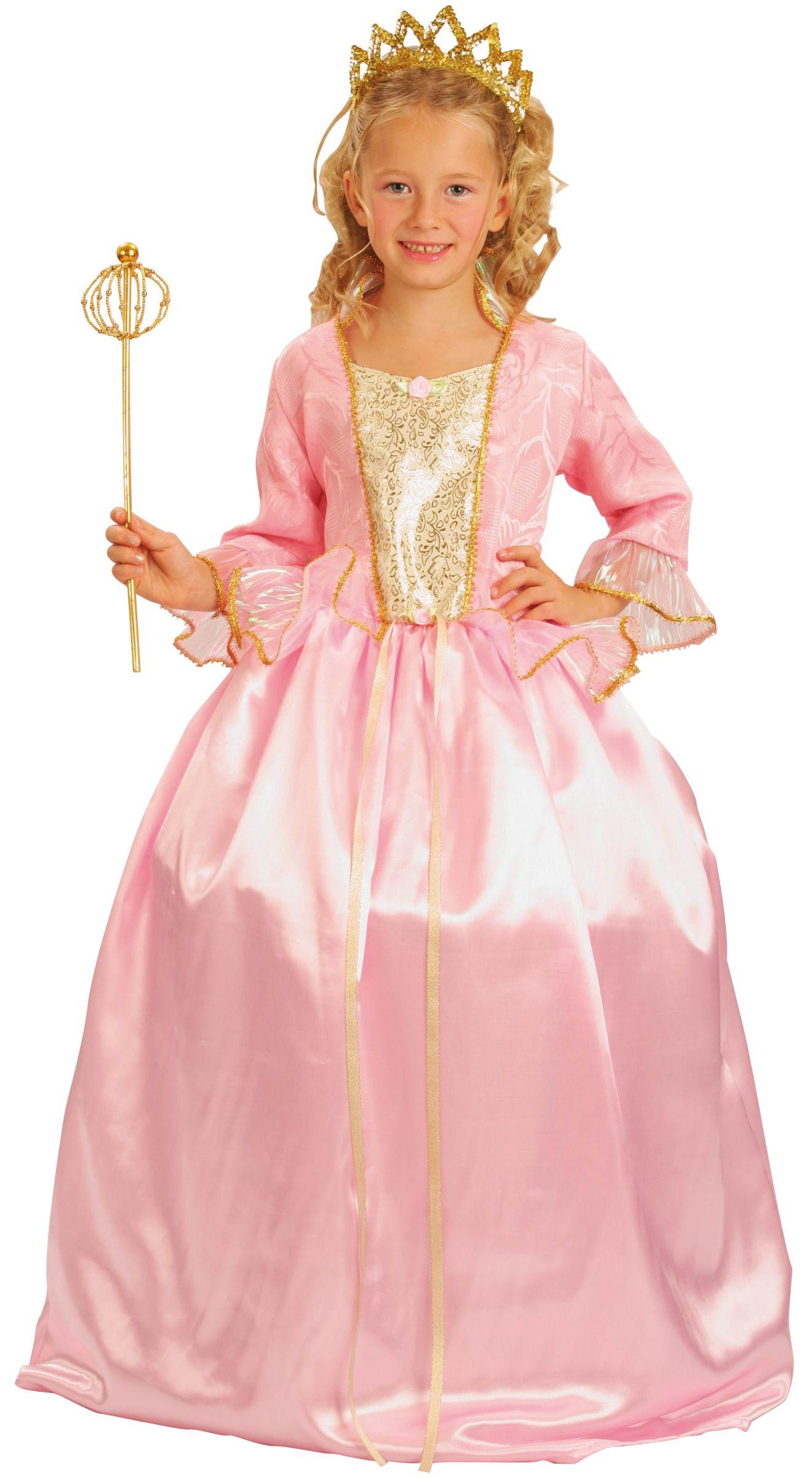 Disfraz rosa de princesa para niña | Pinterest | Disfraz de princesa ...