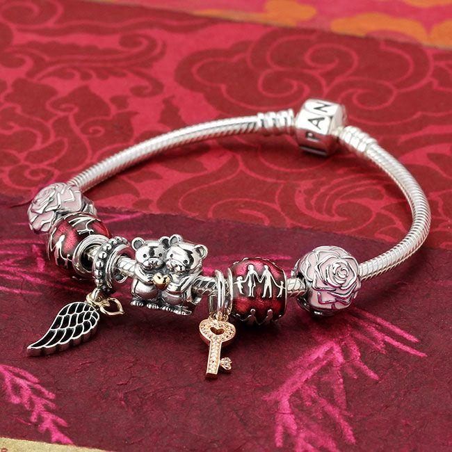 Pandora Forever Family Bracelet