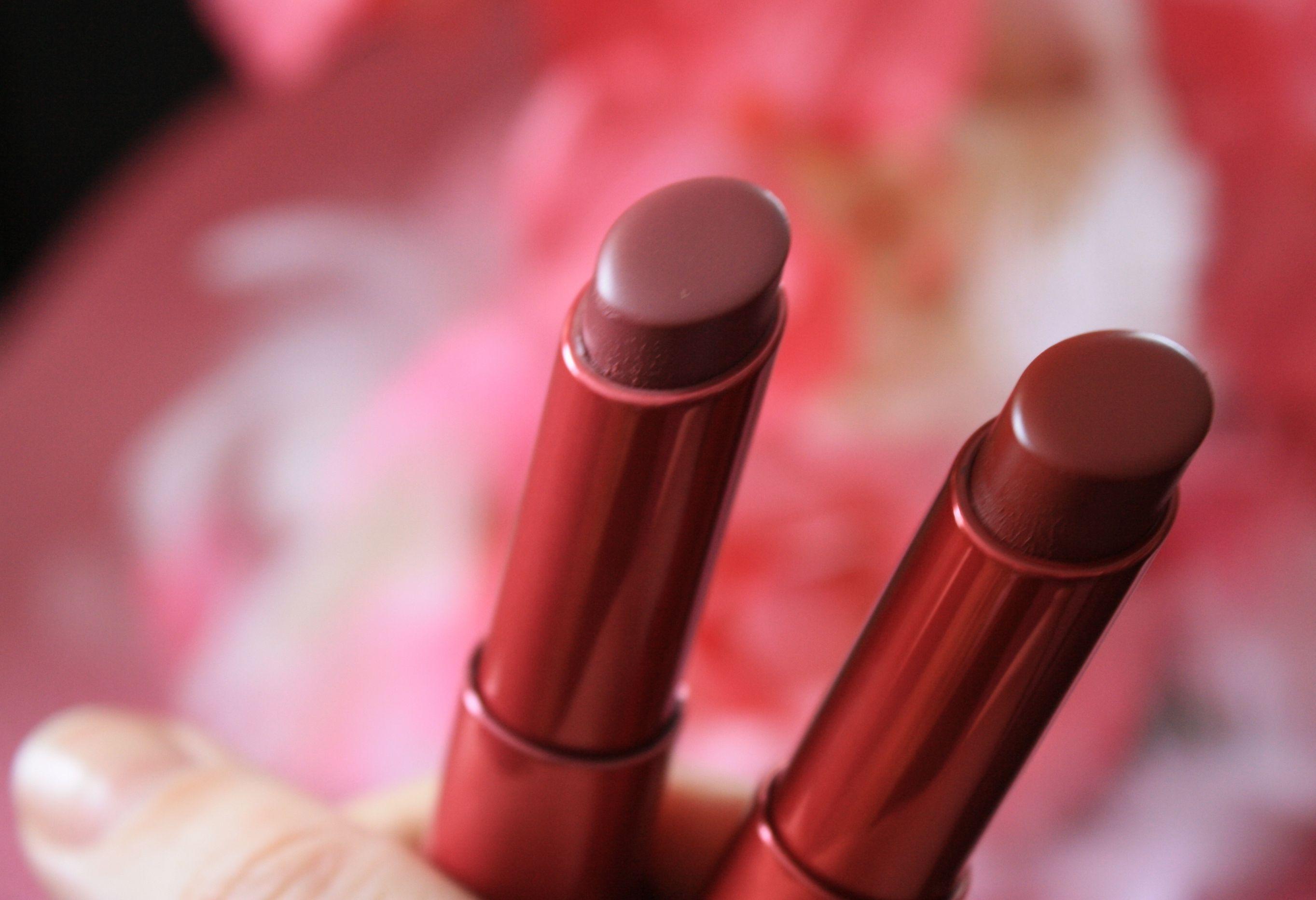 Almay Smart Shade Butter Kiss Lipsticks Vs Revlon Lip Butters