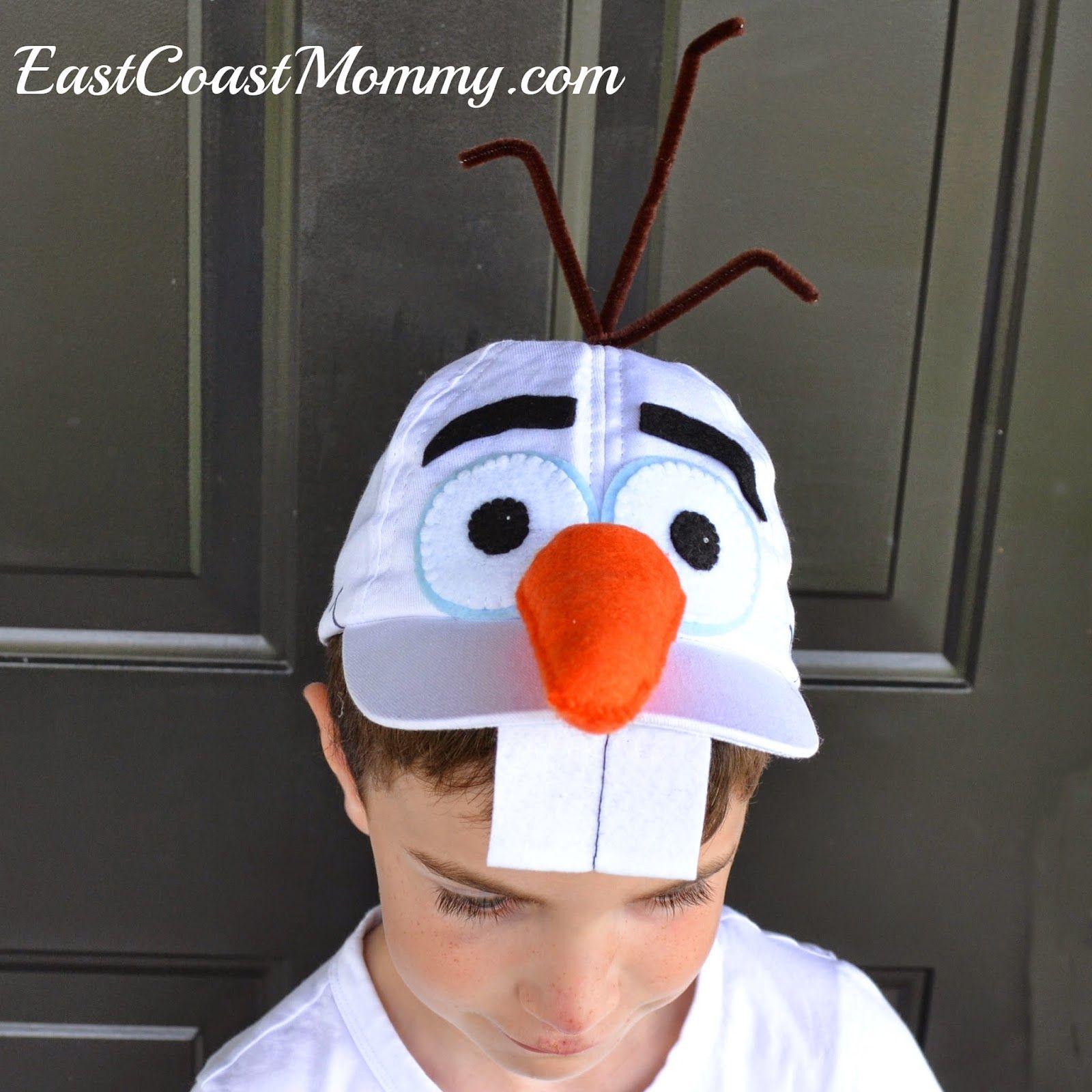 Diy Olaf Costume Olaf Costume Diy Halloween Costumes For Kids
