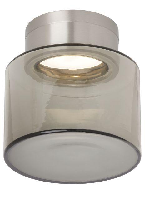 Casen drum led flushmount by tech lighting