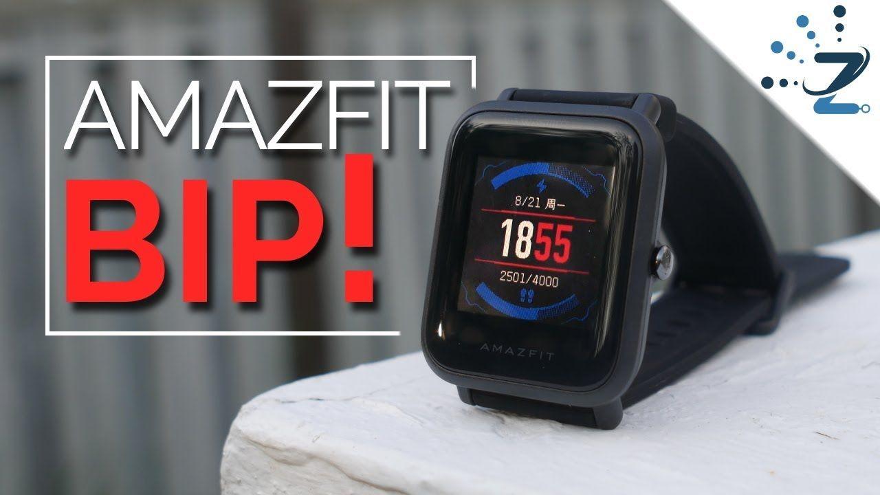 Xiaomi Amazfit Bip Review (English) – Amazfit Smartwatch 2