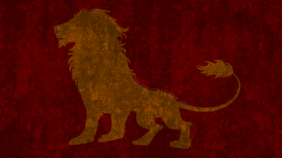 Hogwarts House Wallpaper Gryffindor By Theladyavatar On