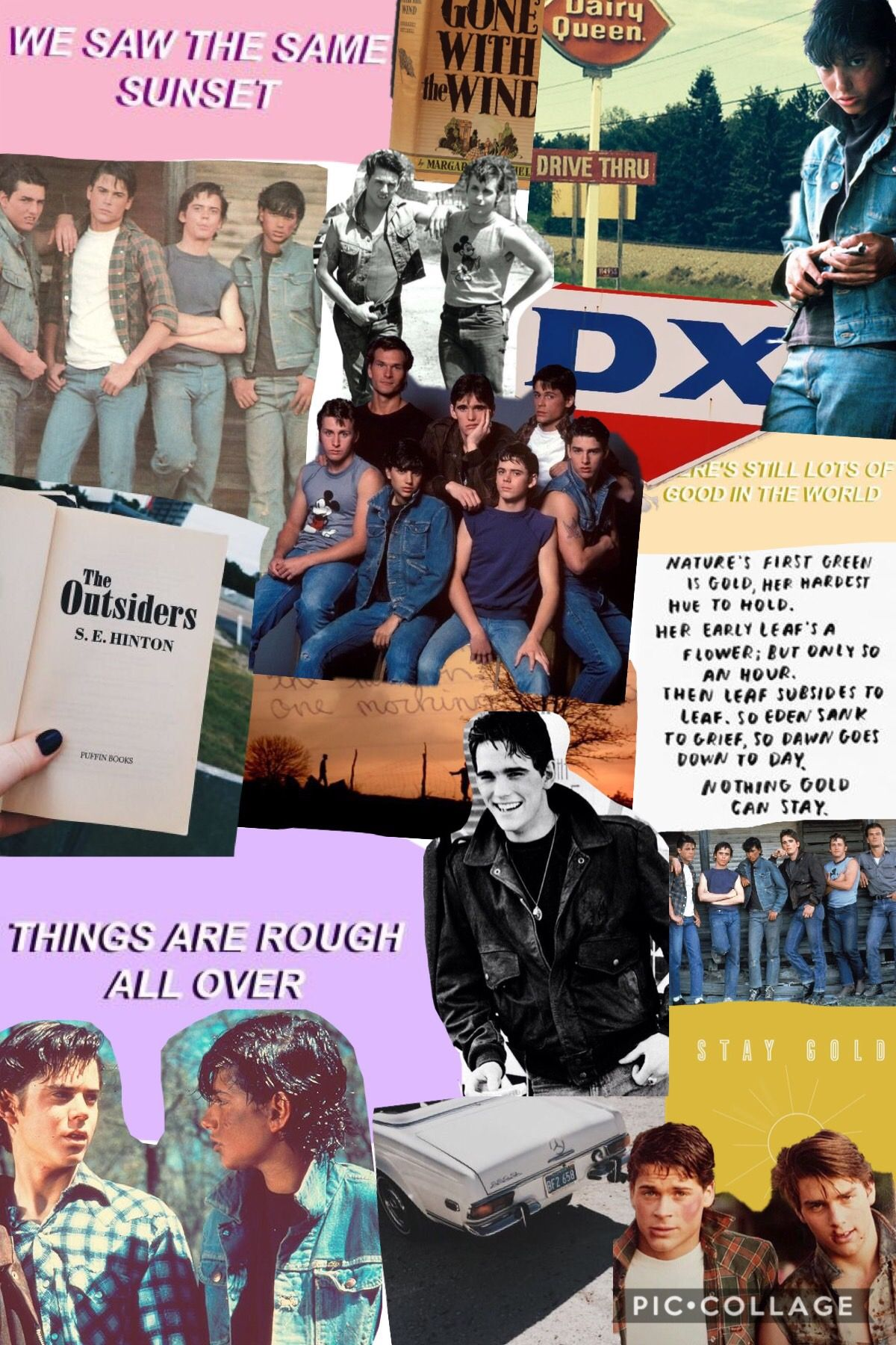 The Outsiders In 2019 The Outsiders The Outsiders 1983