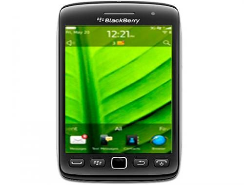BlackBerry Torch 9850 has a brilliant 3.7 (~252 ppi pixel density) inch TFT capacitive touchscreen with resolution of 480 x 800 pixels and 16M colors combination.  The BlackBerry Torch 9850 has a 5 MP camera with resolution of 25921944 pixels having features autofocus, Face Detection, Geo Tagging.