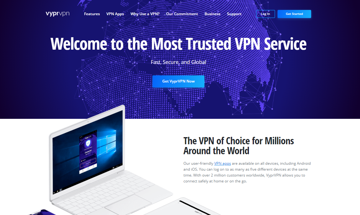 45 Best Rated Vpn Services And Popular Networks To Subscribe In