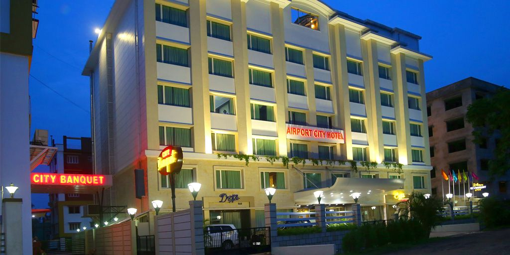 Airport City Hotel Is Amongst The Best Luxury Hotels In Kolkata And Located Just 1