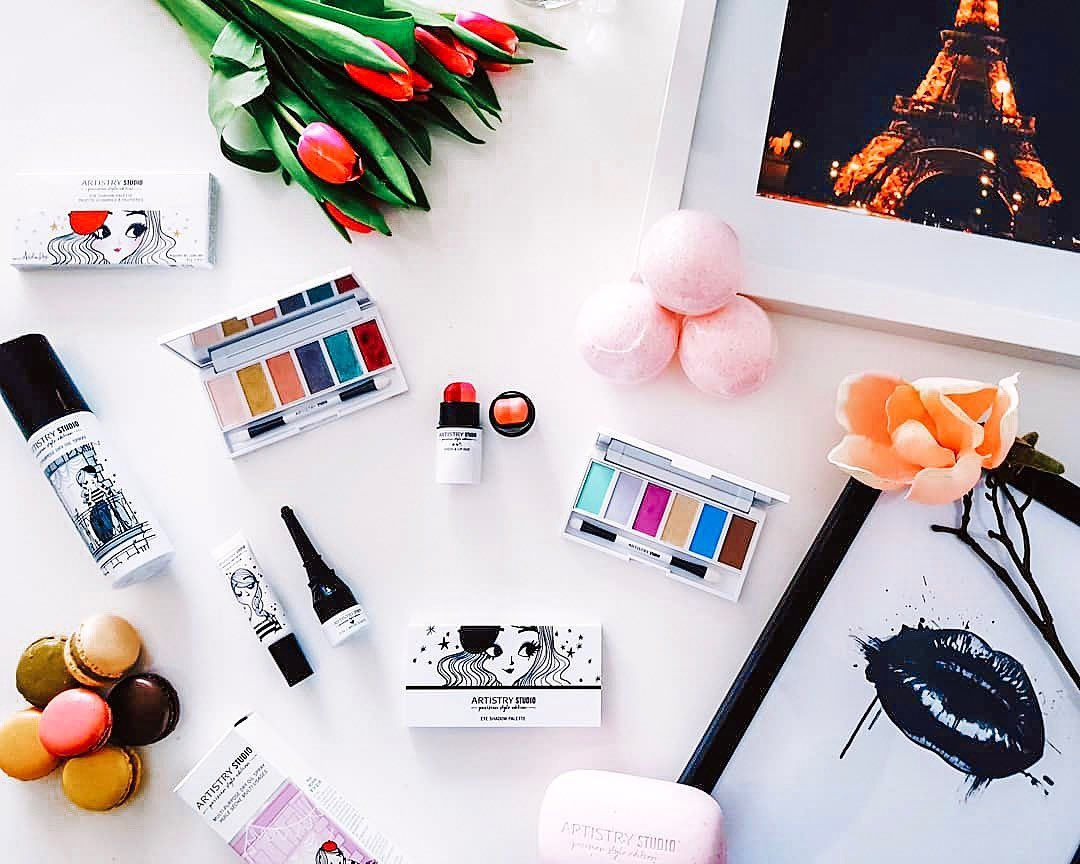 Beauty And Bath All In One Artistry Studio Collection