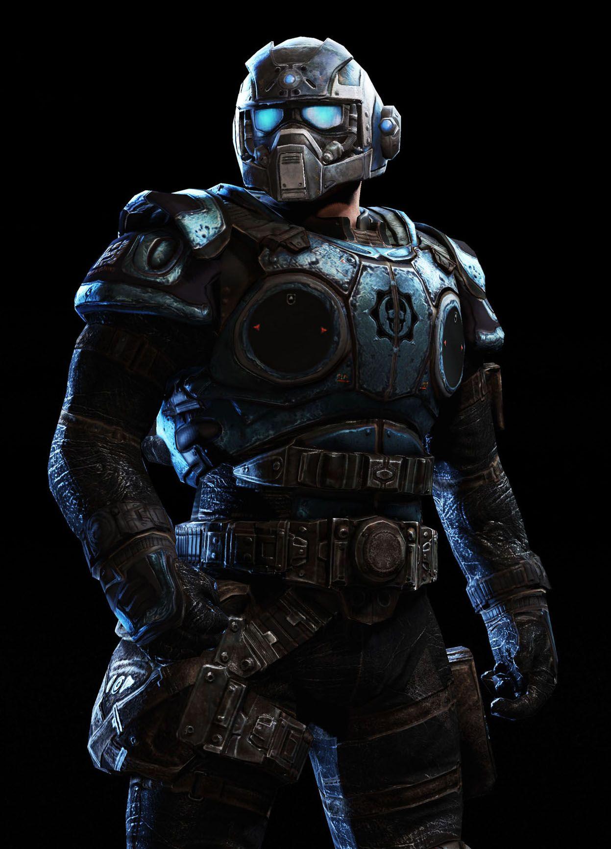 Pin by khaili allen on futurology pinterest videojuegos gears of war and xbox 360 - Gears of war carmine wallpaper ...