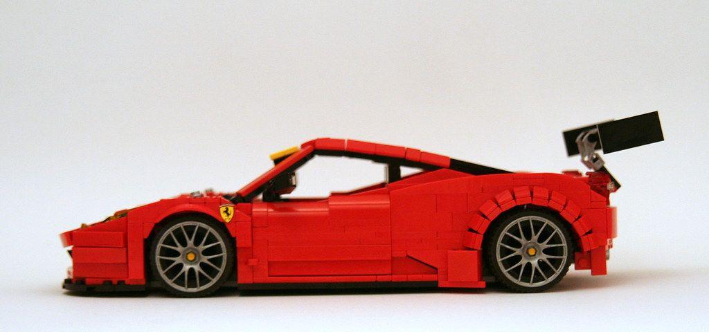 Ferrari 458 Gt3 2013 Spec Test Car 4