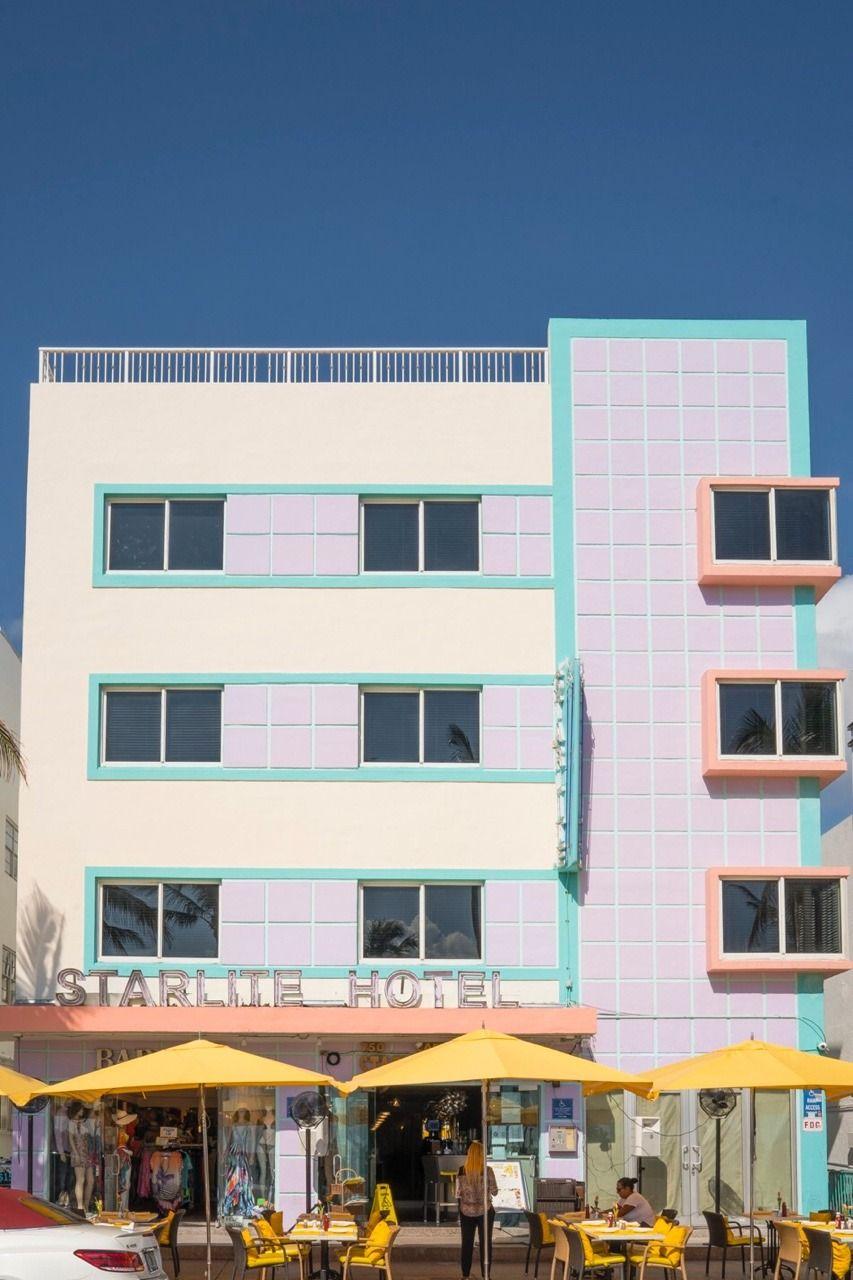 Starlite Hotel Miami Beach In 2020