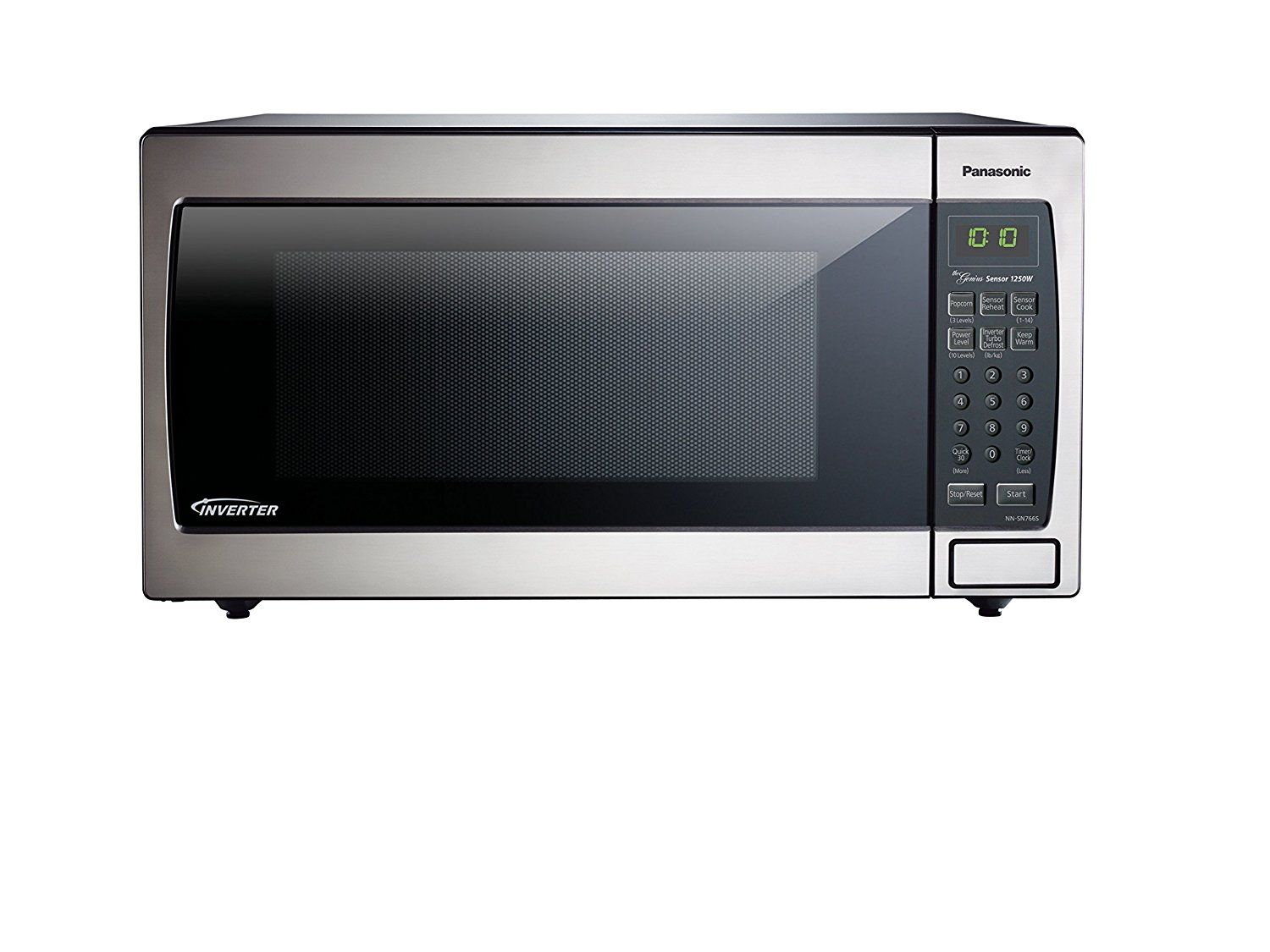 Panasonic Nn Sn766s Countertop Built In Microwave With Inverter