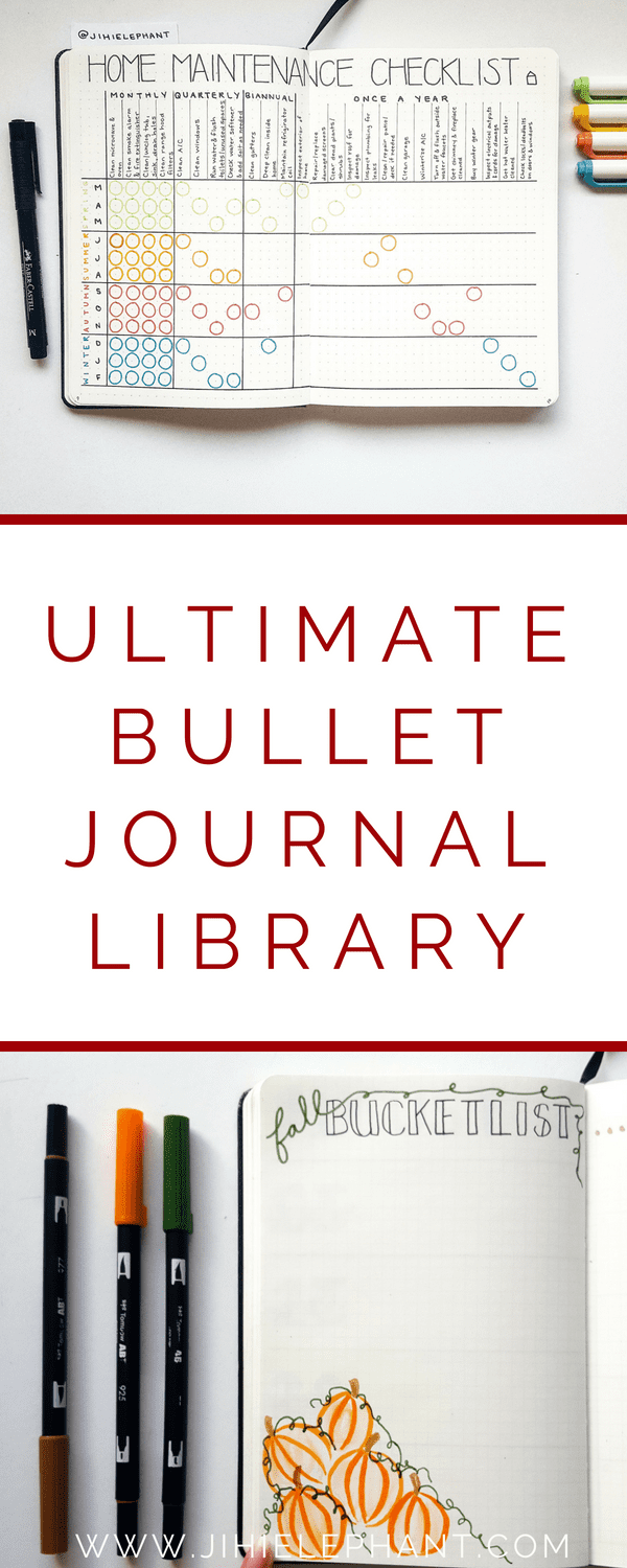 Ultimate Bullet Journal Layouts is part of Organization Printables Bullet Journal - This is a guide to bullet journaling via planwithme, client planners, featured journals, and various themes, and page types to keep you inspired!