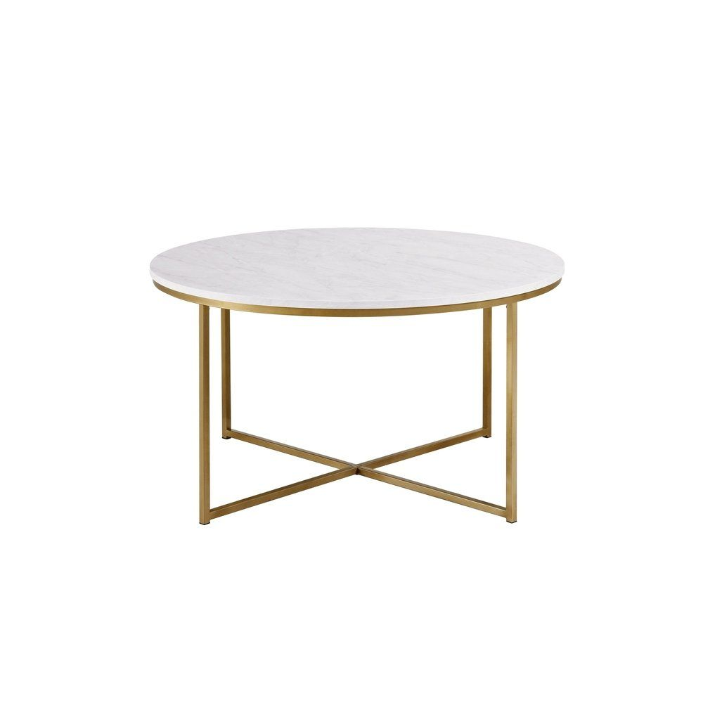 Overstock Com Online Shopping Bedding Furniture Electronics Jewelry Clothing More Round Gold Coffee Table Coffee Table Gold Coffee Table [ 1000 x 1000 Pixel ]