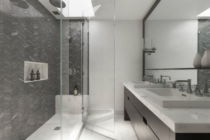 Marble Bathroom Design Ideas