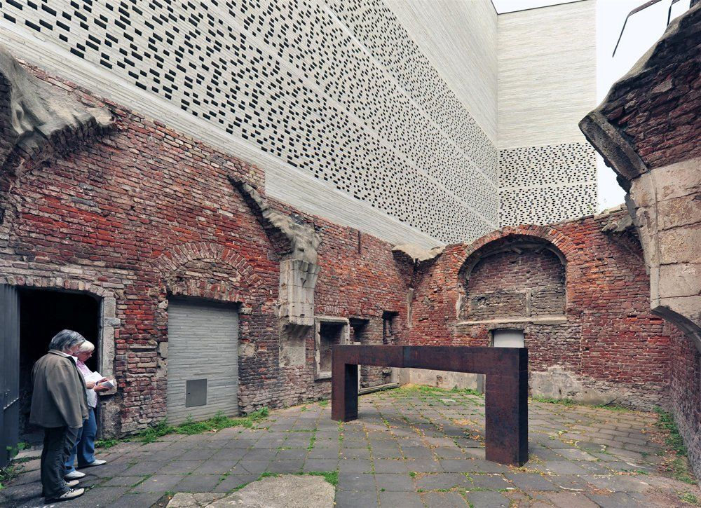 Gallery of Kolumba Museum / Peter Zumthor 3 Peter