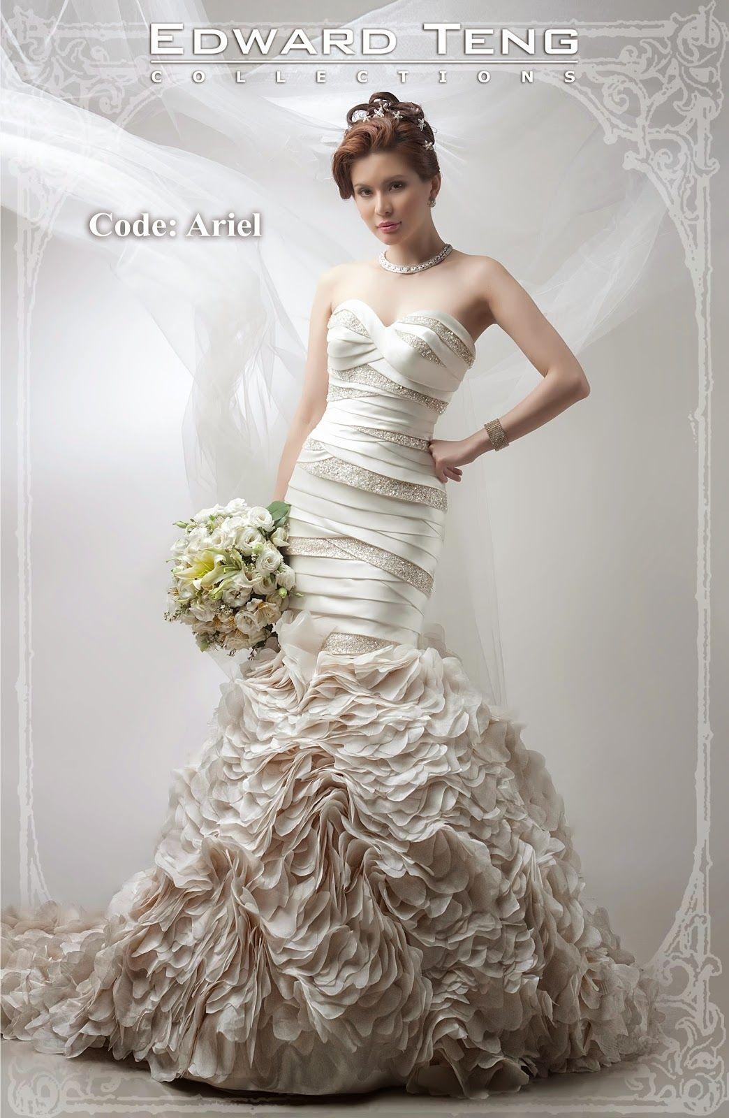 philippines wedding gown designer | wedding gown | Pinterest | Gowns ...