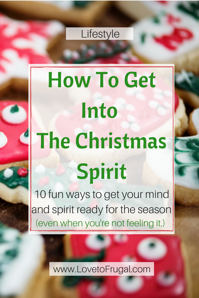 How To Get Into The Christmas Spirit, Even When You\'re Not Feeling ...