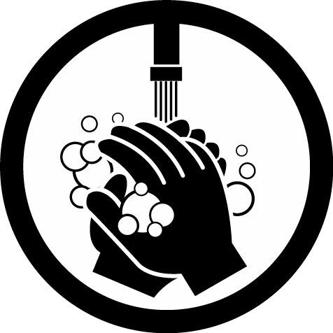 161 Views In 2020 Wash Sign Hand Washing Poster Hand Symbols
