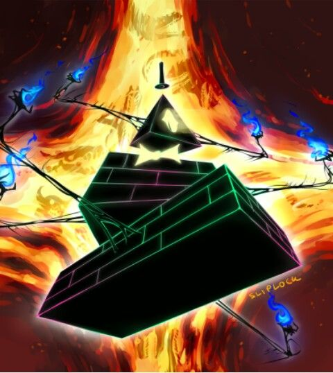 Bill Cipher Original Form Wwwpicswecom