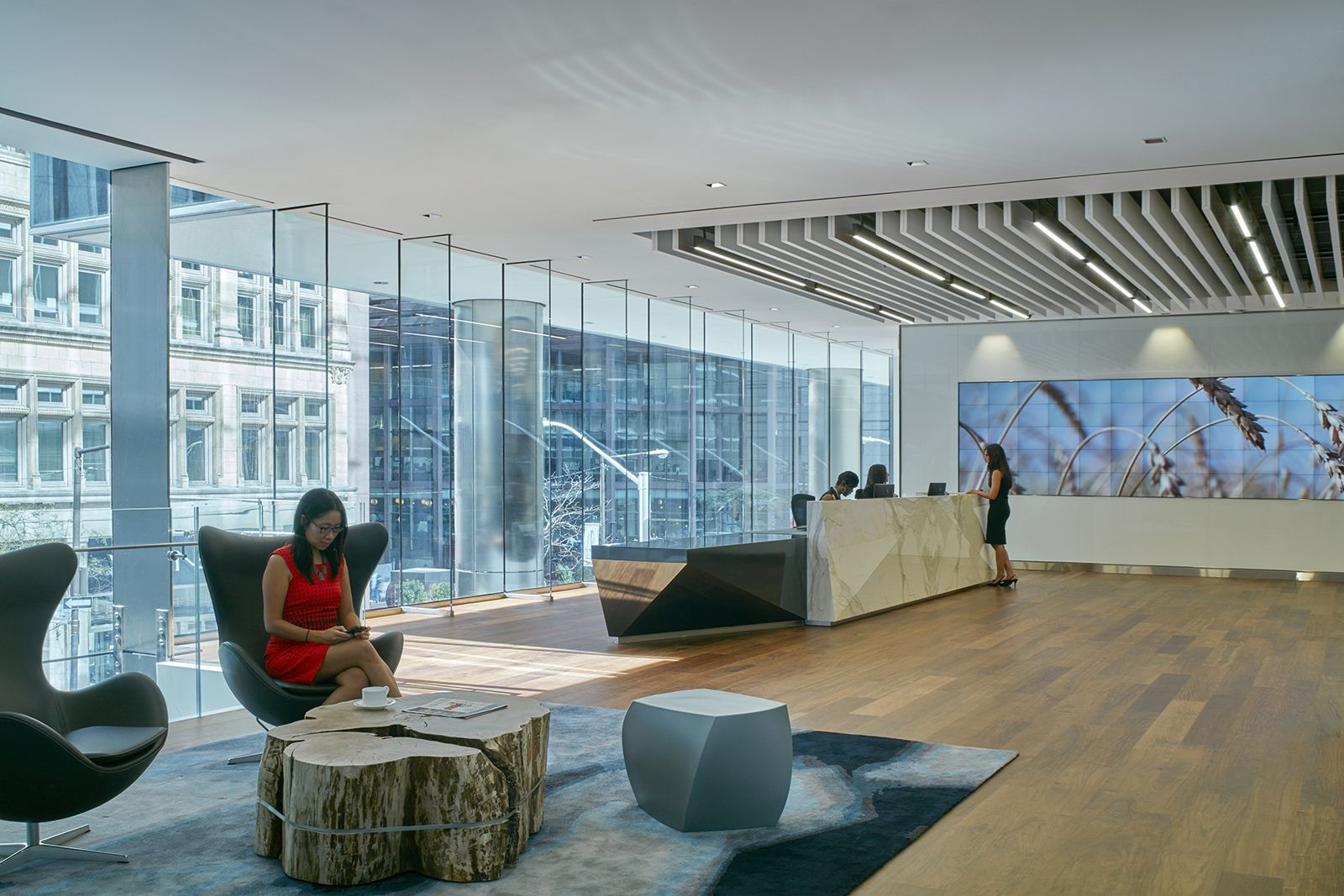 A Tour Of Deloitte S New Sleek Toronto Office