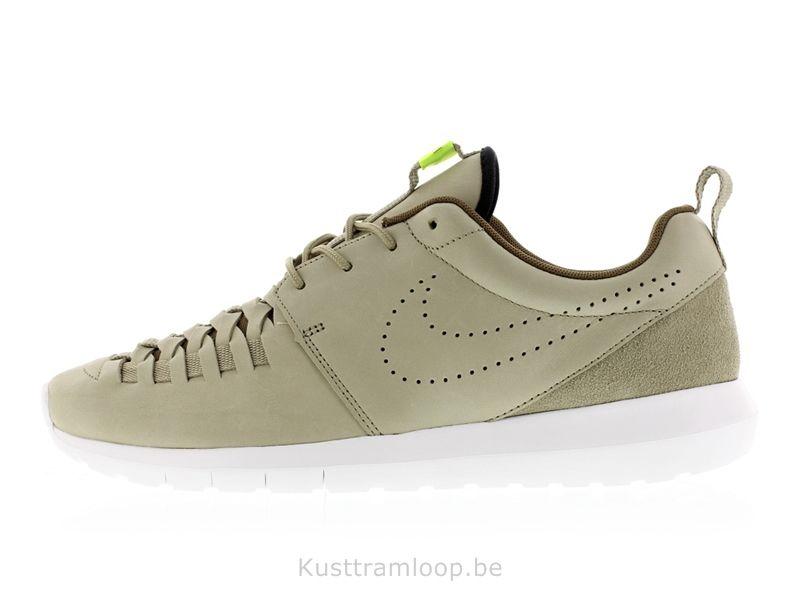 Nike Roshe One Bamboo / Volt / Blanc / Noir