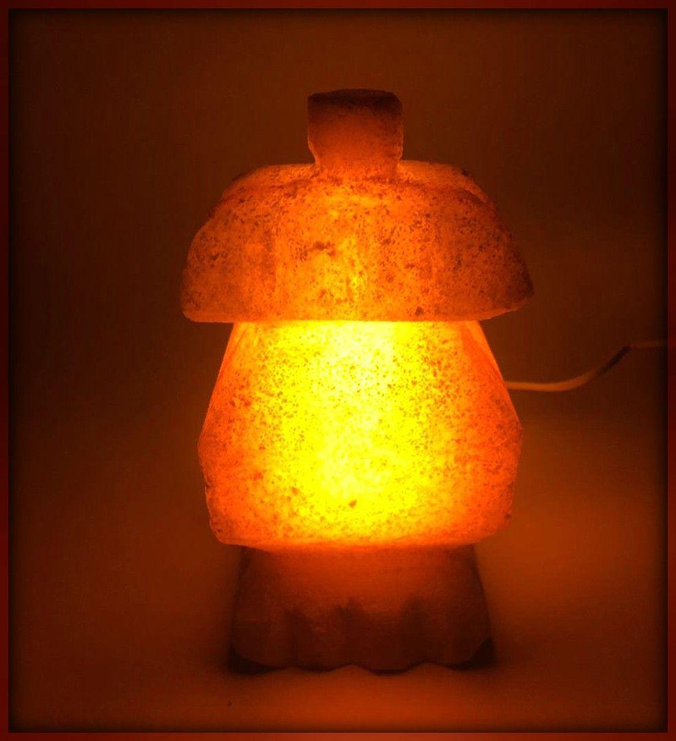 اختفل برمضان واستمتع بصحة افضل لاسرتك مع فانوس رمضان من الملح الصخرى هاند ميد من سيوة يحتوي على أكثر من 84 معدنا نادرا أهمها الك Novelty Lamp Lamp Table Lamp