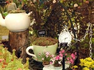 Alice In Wonderland Garden Theme - Yahoo Image Search Results