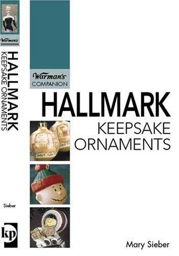 NEW - Hallmark Keepsake Ornaments: Warman's Companion