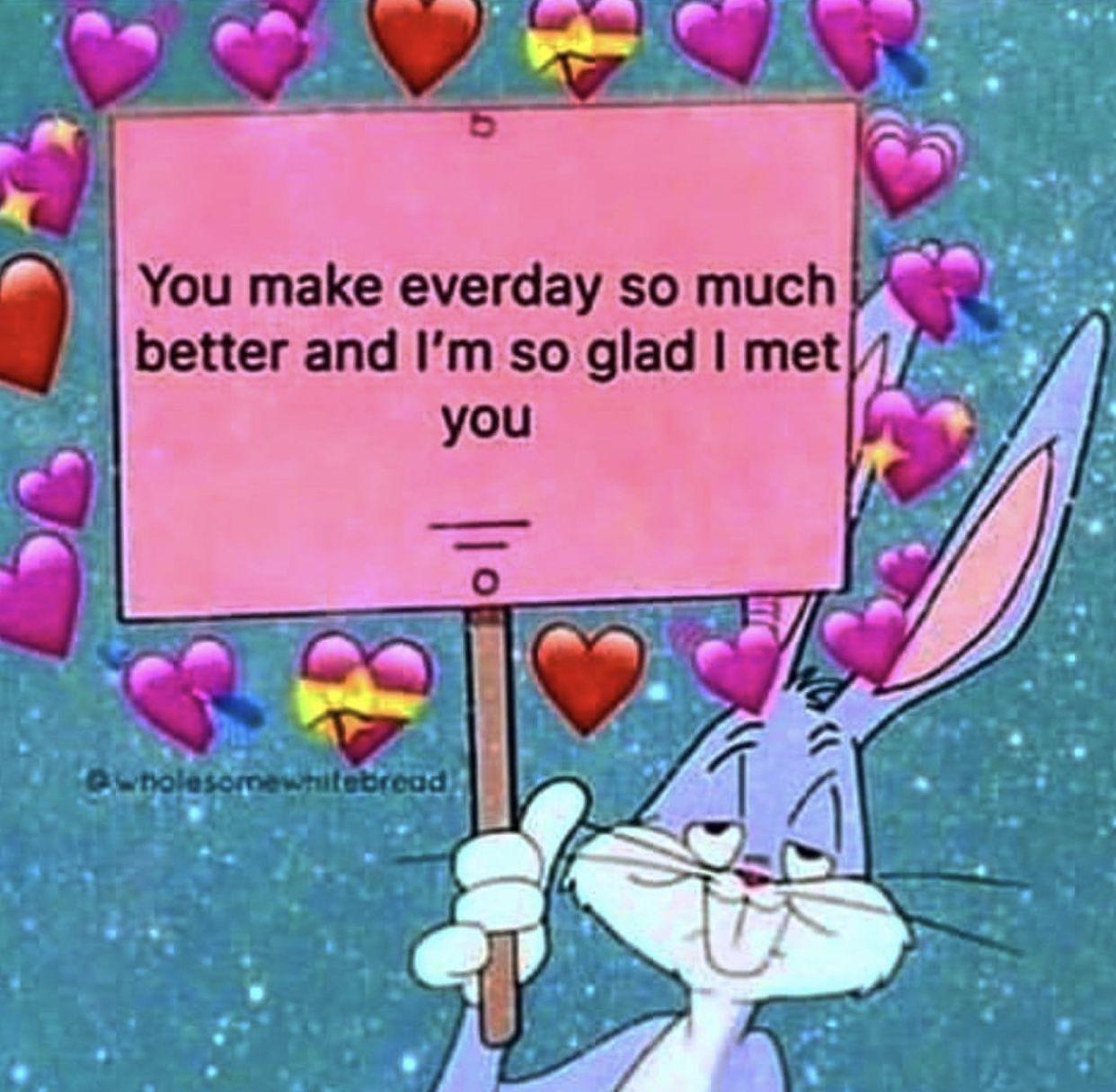 Pin By Rululu On Memes Cute Love Memes Cute Memes Wholesome Memes