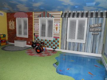 Toy Room Project Traditional Kids Other Metro By Carpets By Otto Kids Playroom Decor Playroom Design Kids Wall Murals
