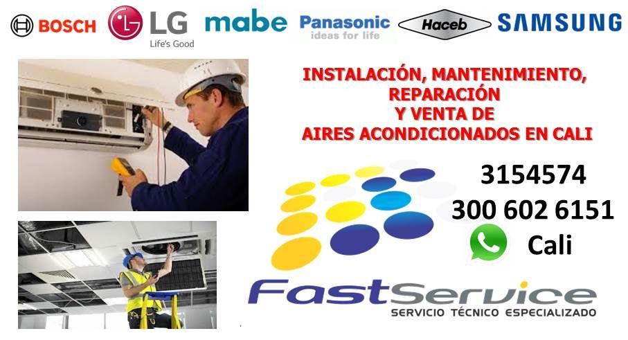 Instalacion Mantenimiento Reparacion Y Venta De Aires