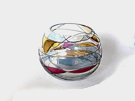 Decorative Glass Balls For Bowls Colorful Decorative Glass Bowltrinket Dishtrinket Bowlball