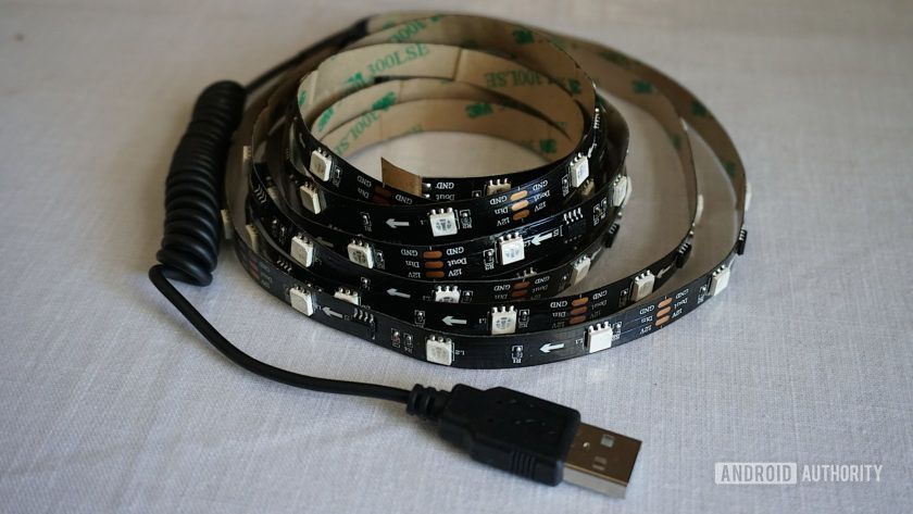Govee Led Strip Lights Review An Excellent Way To Light Up Your Tv And Home Led Strip Lighting Strip Lighting Led Strip