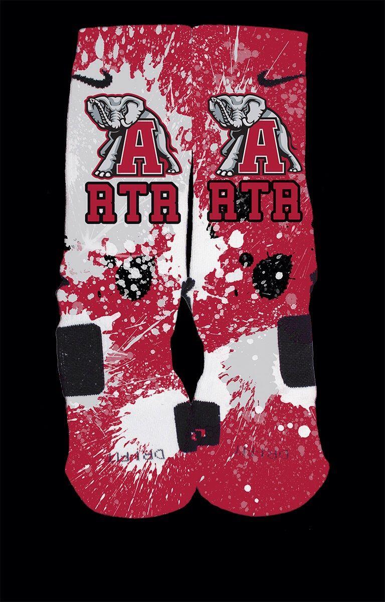 New+design+Alabama+Custom+Nike+Elites Ready+to+Roar! | Alabama ...