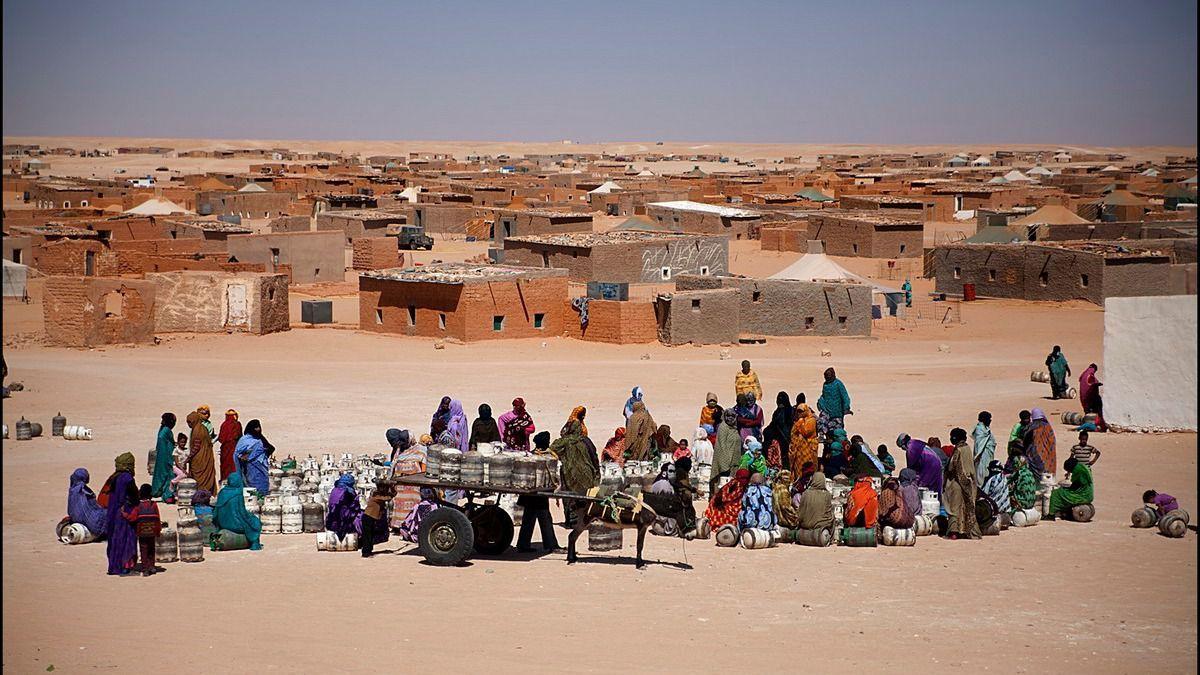 Pin De Alba Bolado En Sáhara Marruecos Tratados Internacionales Internacional