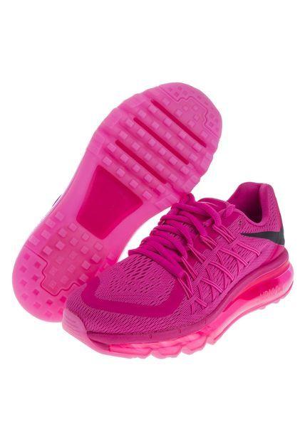 Running Fucsia Nike Wmns Air Max 2015 Air Max Nike Fucsia
