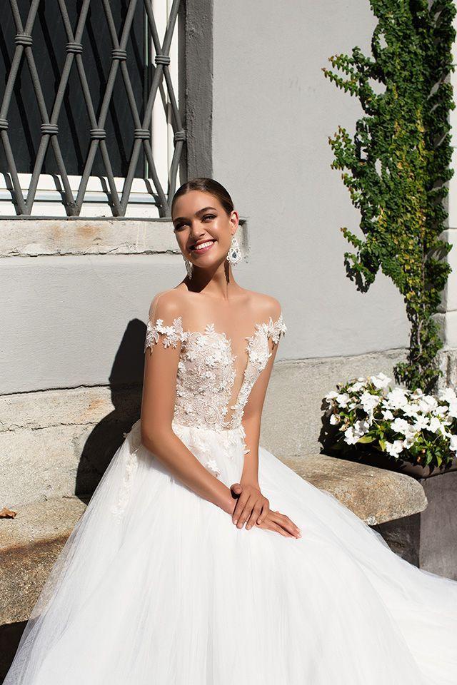 Wedding dresses Milla Nova 2016 available at Viero Bridal in Chicago ...