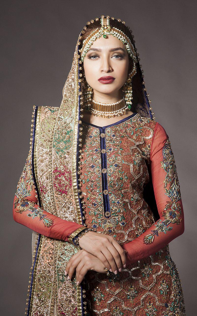 Idea by afifa f on fahad hussayn bridal wear