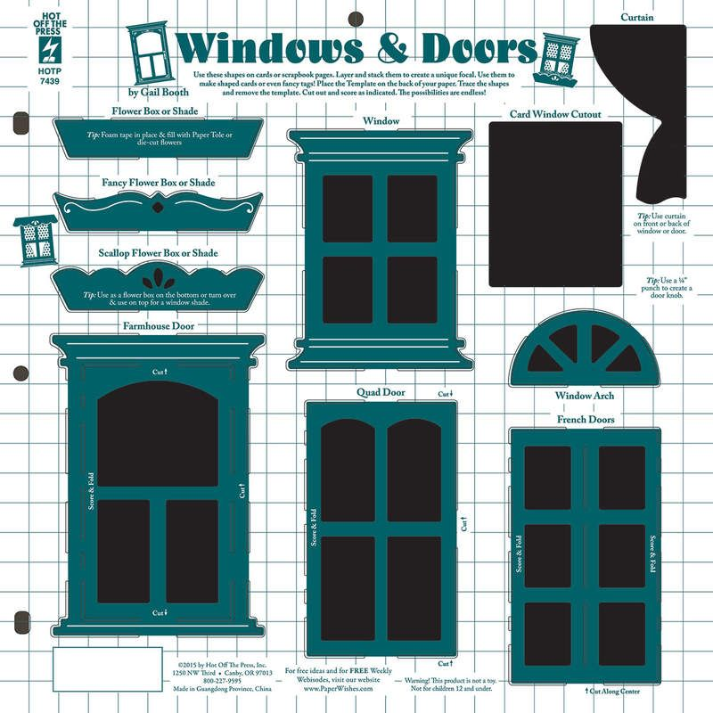 windows  u0026 doors template by hot off the press inc  4107439