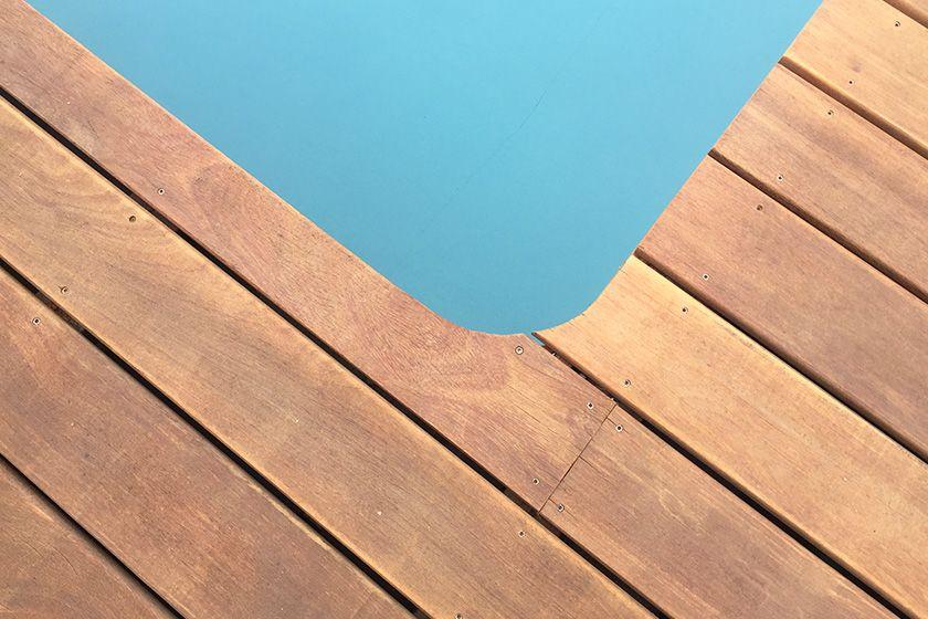 Terrasse Bois Exotique En Cumaru Pour Piscine Avec Images