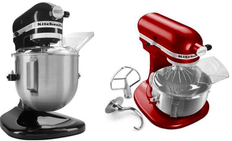 hot kitchenaid heavy duty pro 500 stand 5quart mixer only 175 shipped
