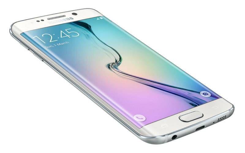Samsung Galaxy S7 Edge White Samsung Galaxy S7 Edge Samsung Mobile Phone