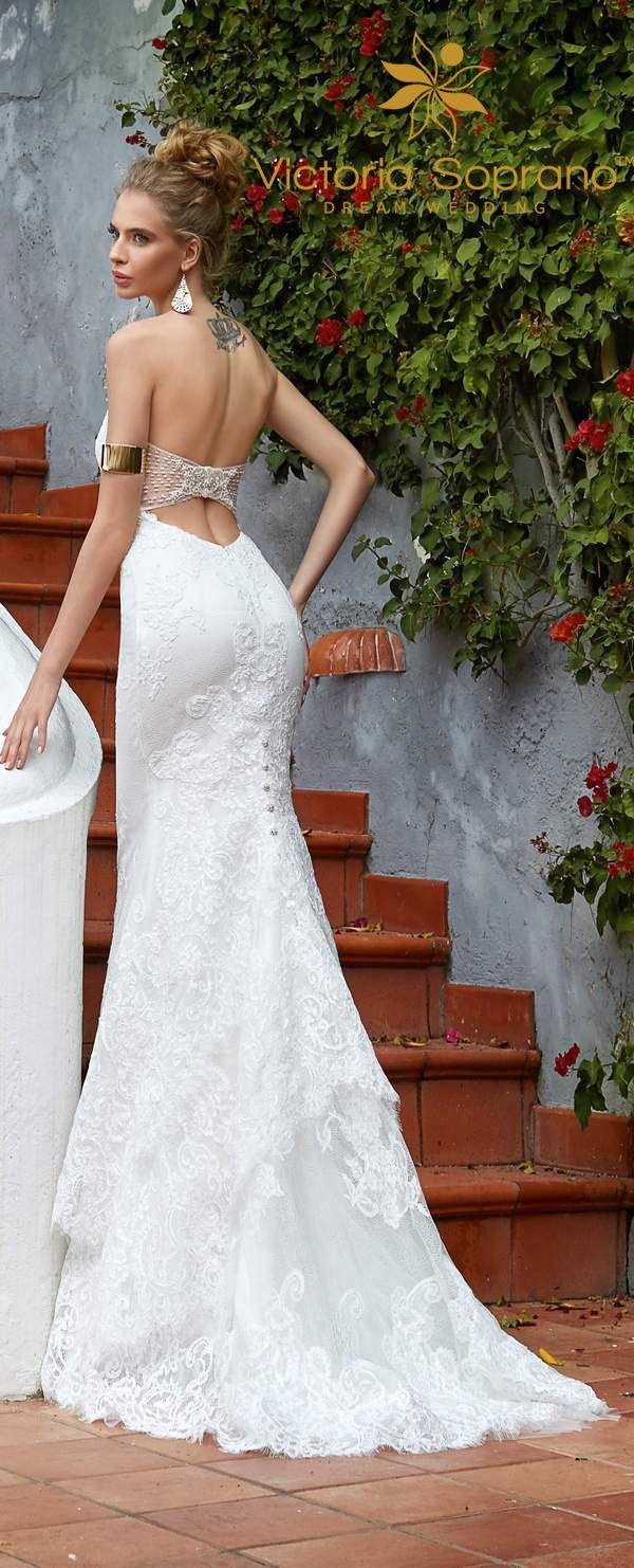 Victoria Soprano 2017 Wedding Dresses Collection – CAPRI ...
