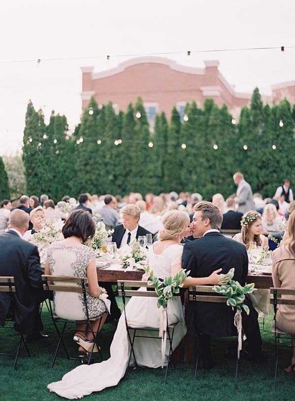 Avenia bridal utah wedding reception thanksgiving point custom modest dress soft romantic for Loggia garden thanksgiving point